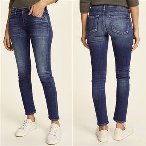 Citizens of Humanity Racer Low Rise Skinny EUC